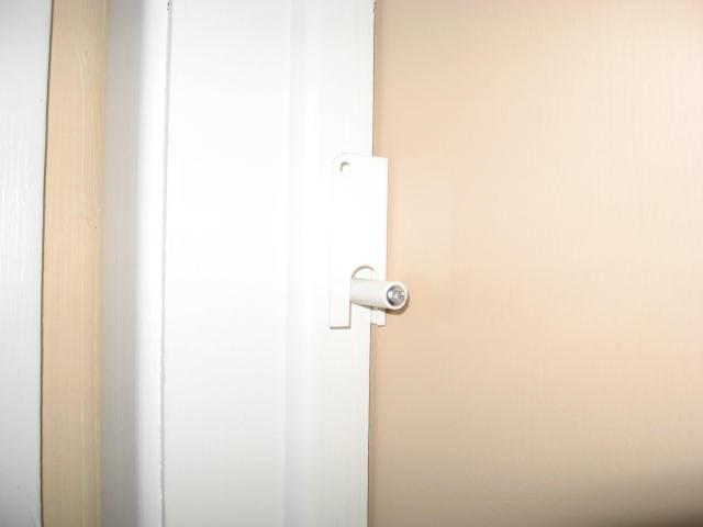 2-Way Top Door Lock - Wider