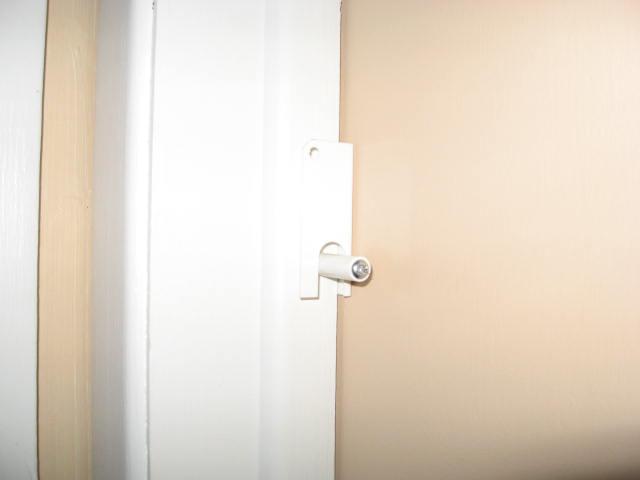 2 Way Top Door Lock   Wider